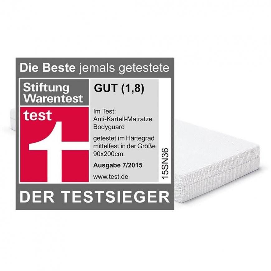 Stiftung Warentest Matratzen Test 2015 2016 2017 & 2018 Testsieger von Matratze 120X200 Test Photo