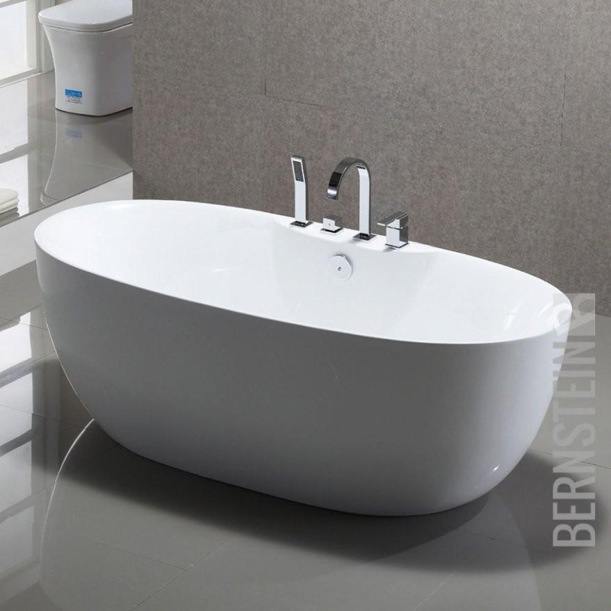Stilvolle Freistehende Badewanne Mit Integrierter Armatur Details Zu von Freistehende Badewanne Mit Integrierter Armatur Photo