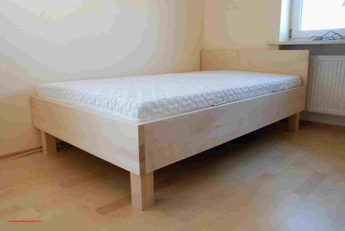 Sure Bett Aus Paletten 140X200 Means von Paletten Bett 120X200 Bild