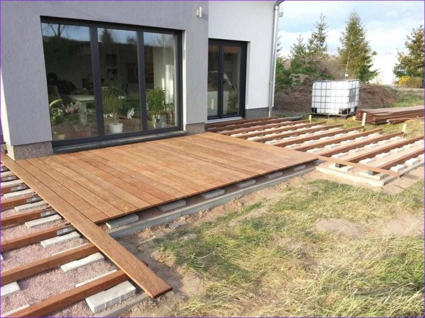 Terrasse Bauen Holz Unterkonstruktion Terrasse Holz Best Terrasse von Terrasse Selber Bauen Unterkonstruktion Photo