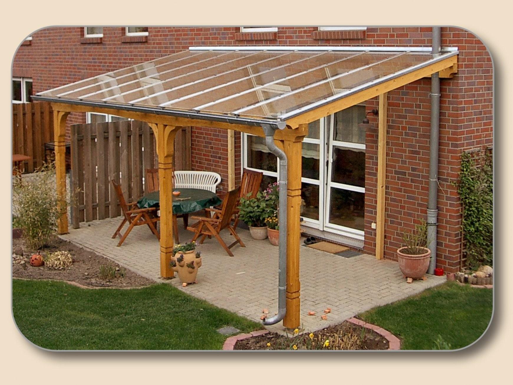 Terrassenüberdachung Günstig Selber Bauen  Haus Ideen von Terrassenüberdachung Günstig Selber Bauen Bild