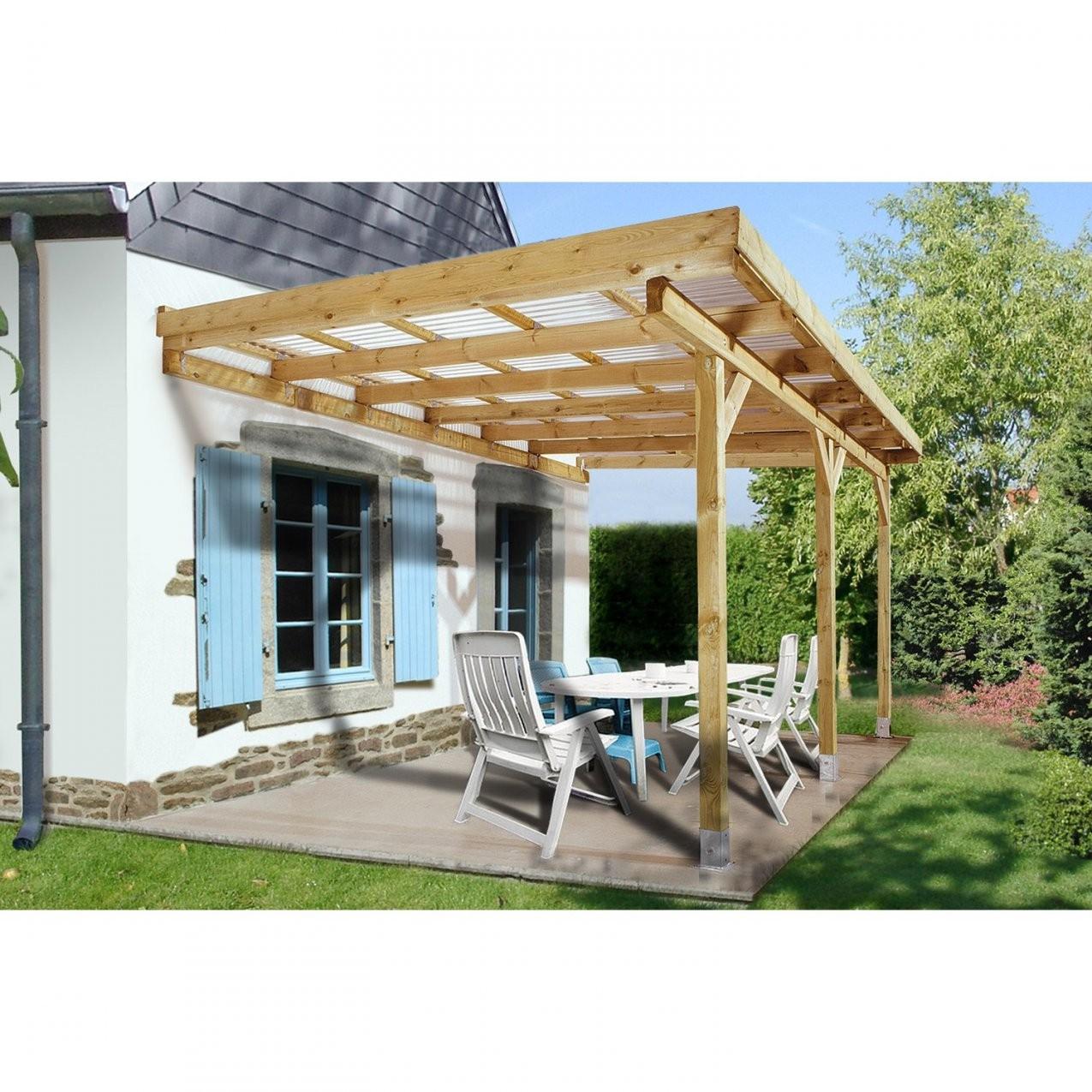 Terrassenüberdachung Online Kaufen Bei Obi von Terrassenüberdachung Selber Bauen Video Photo