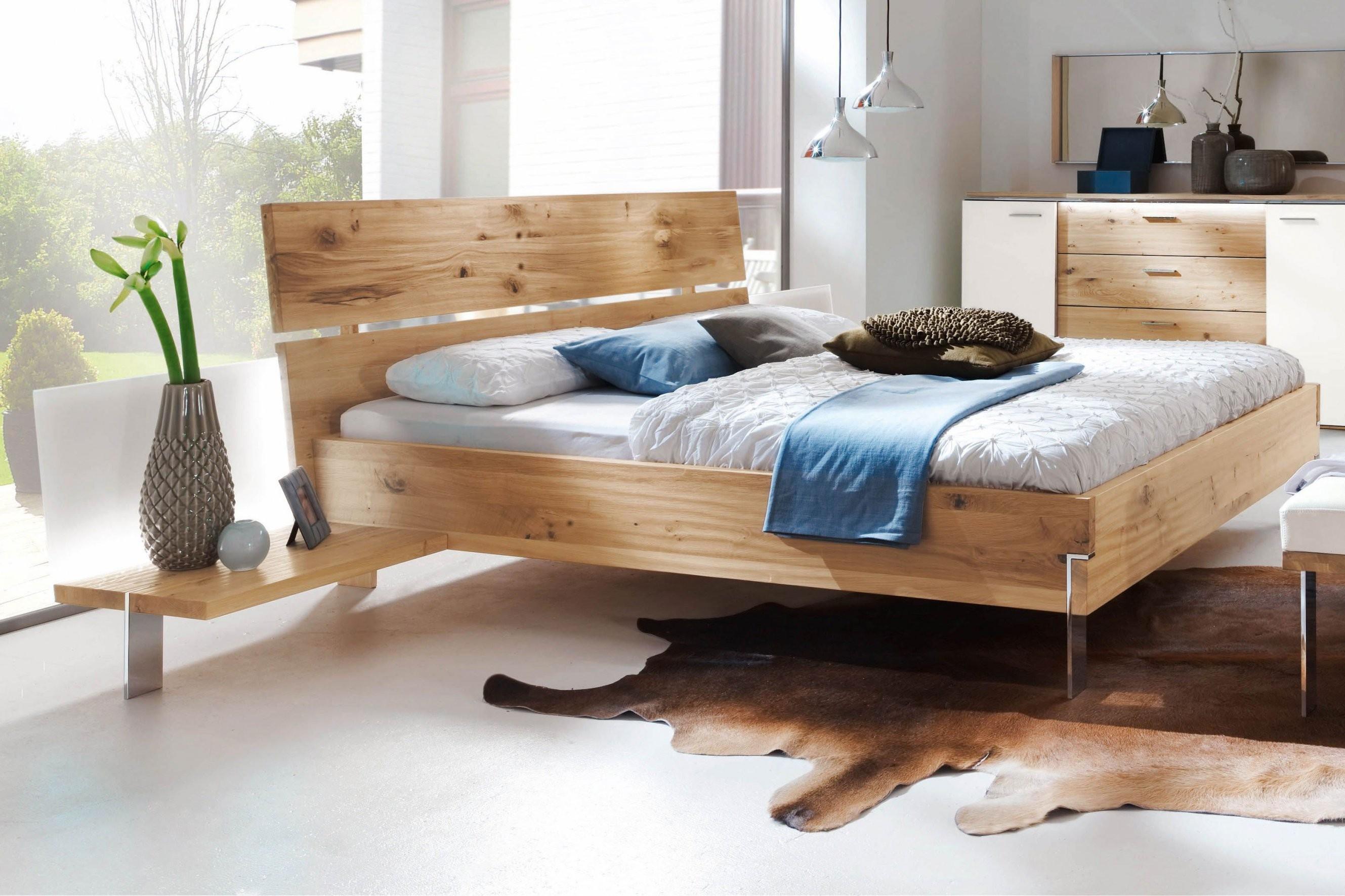 Thielemeyer Loft Komfortliegenbett 180X200 Cm  Möbel Letz  Ihr von Bett Eiche Massiv 180X200 Photo