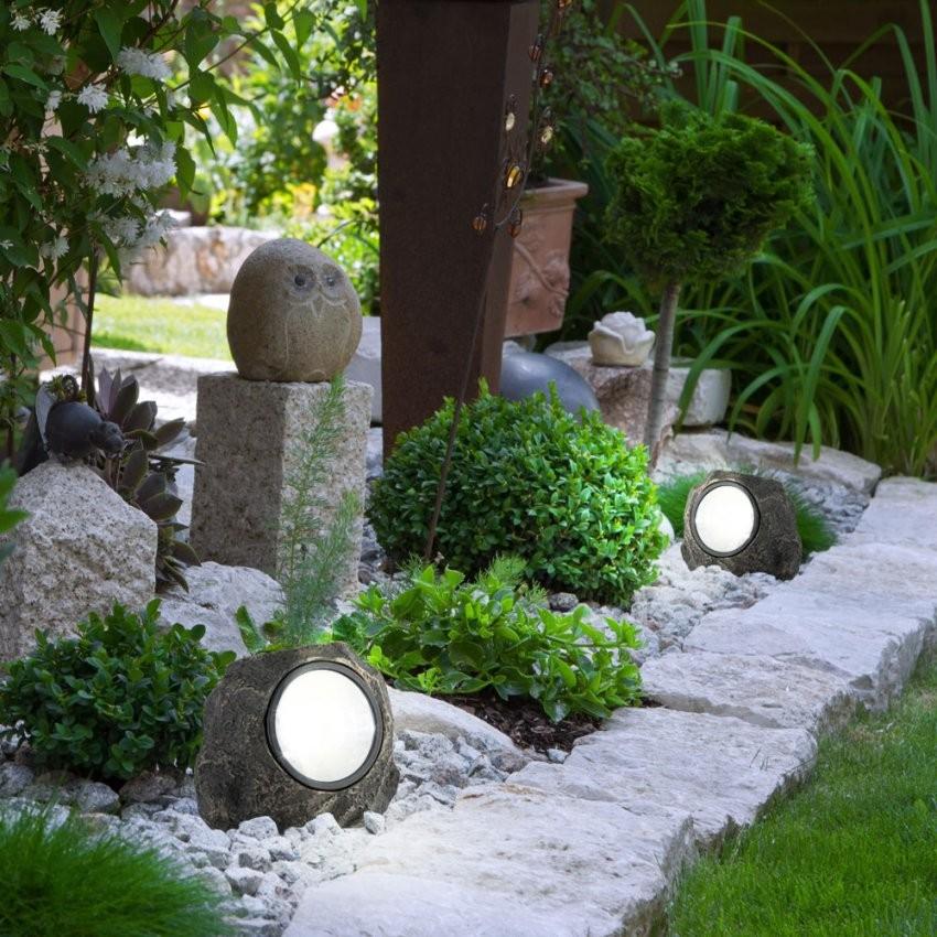 Neu Steine Im Garten Bilder Queerlandia Ideen Für Stein Deko Garten