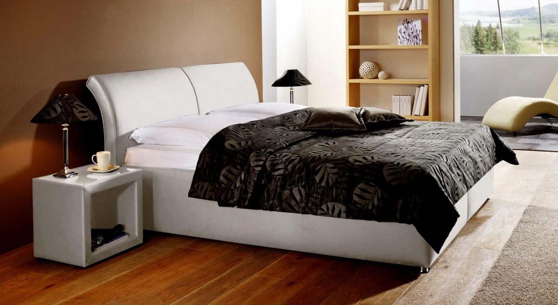 Tolle Polsterbett Mit Bettkasten 160X200 Bett Trapani Kunstleder von Polsterbett Mit Bettkasten 160X200 Bild