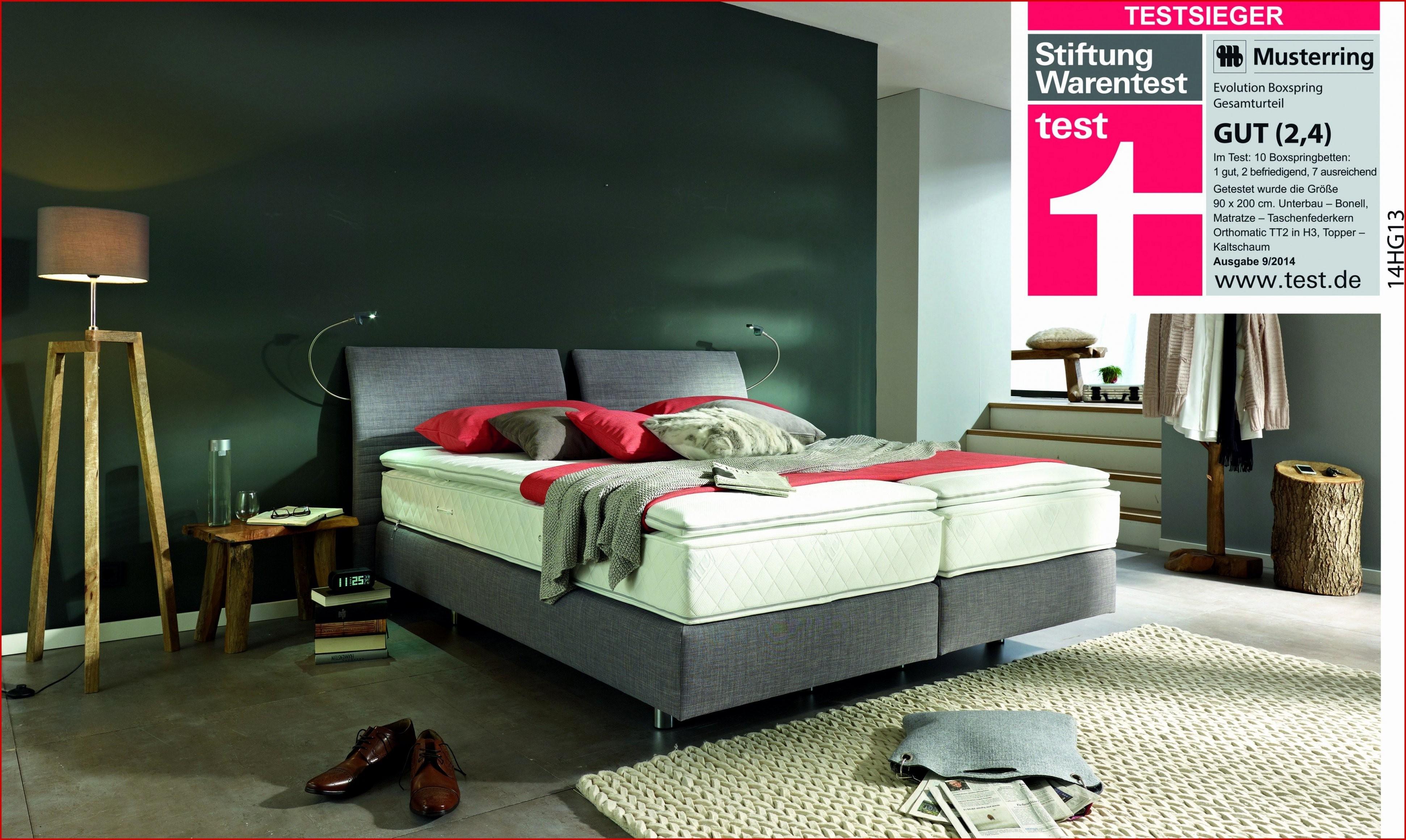 Topper 90×200 Best Musterring Matratzen Matratze 90 X 140 New von Matratzen Topper Concord Bild