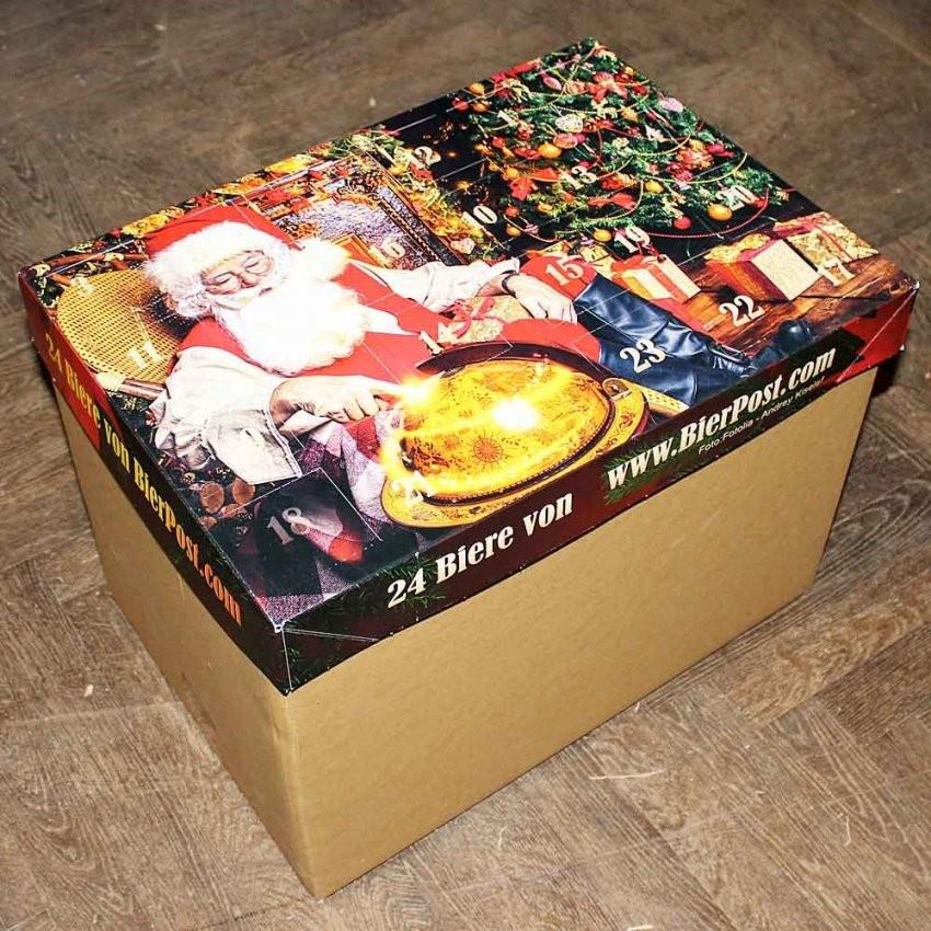 Türchendeckel Für Ihren Bieradventskalender  Bierpost  Bier von Bier Adventskalender Selber Machen Photo