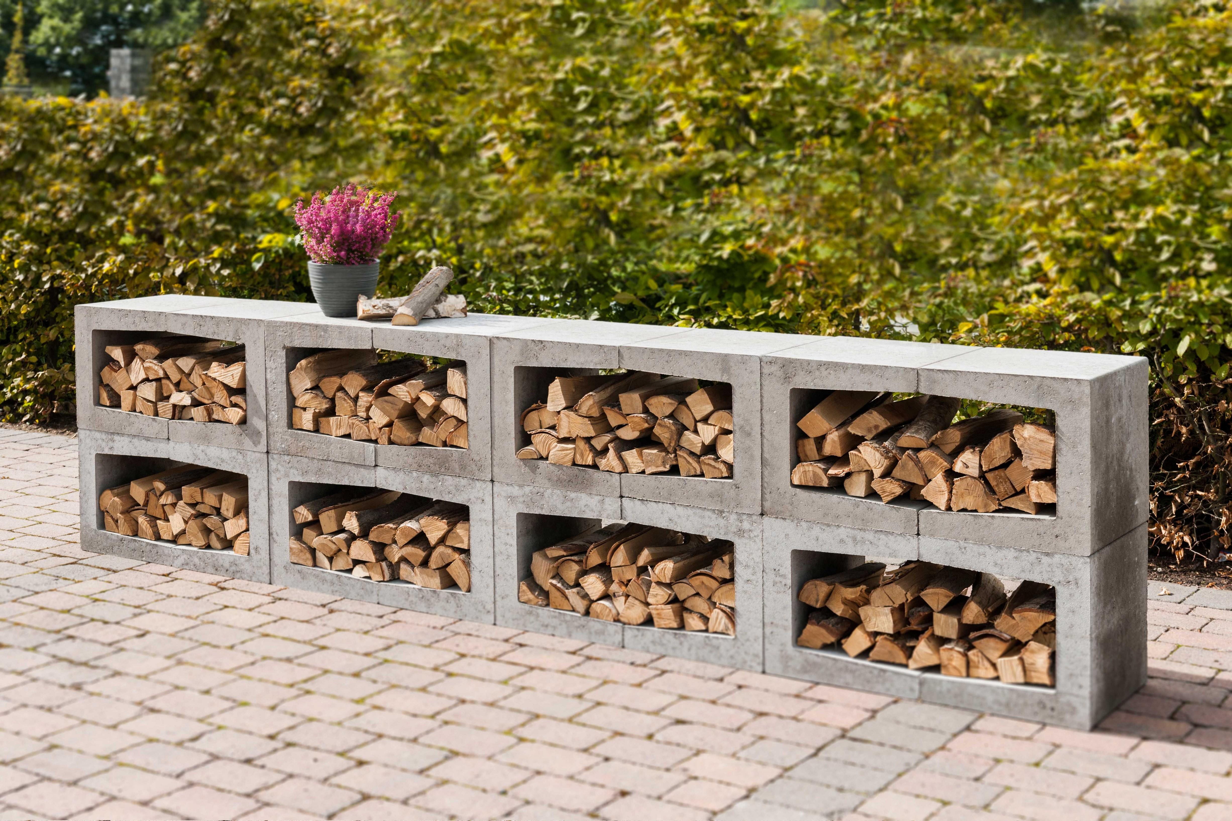U  Lsteine  Hang Und Randbefestigung   Terrassenplatten von U Steine Garten Bild