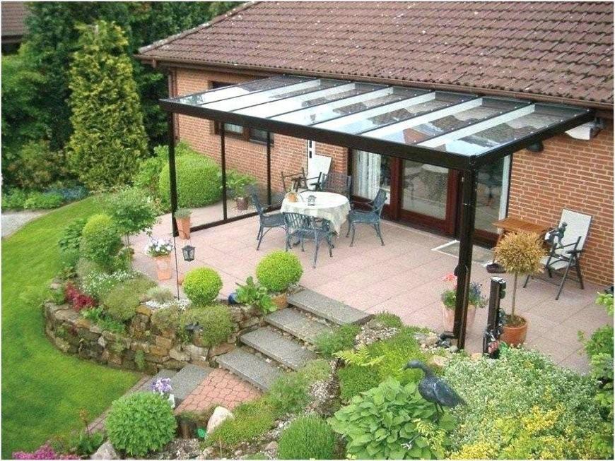 Überdachte Terrasse Bauen  Haus Ideen von Überdachte Terrasse Selber Bauen Bild