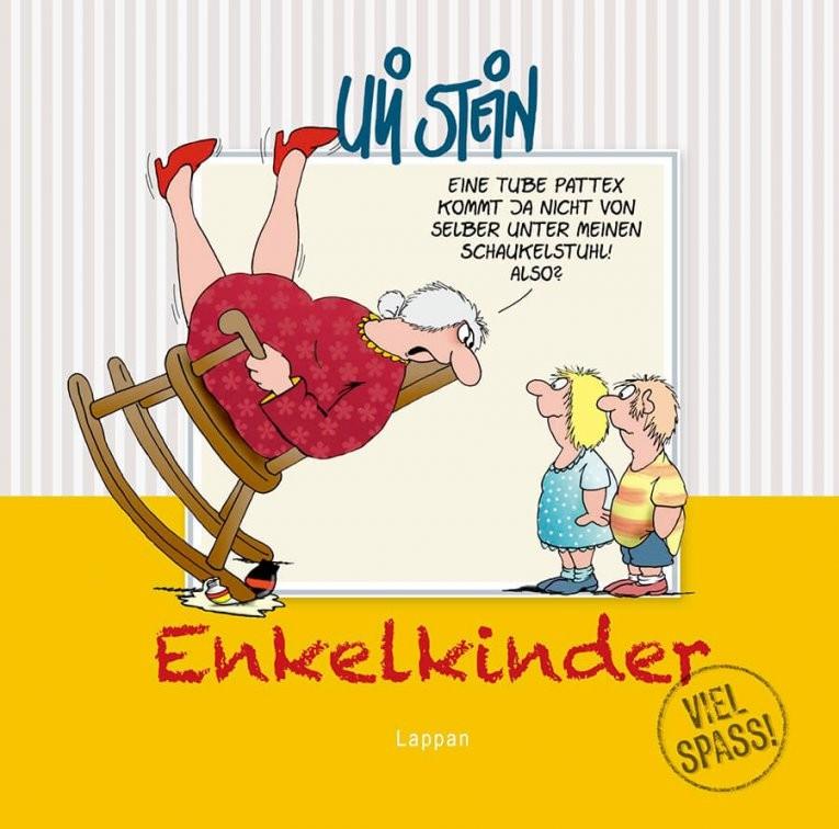 Uli Stein — Cartoons & Fotografie  Bücher  Ulistein von Uli Stein Garten Photo