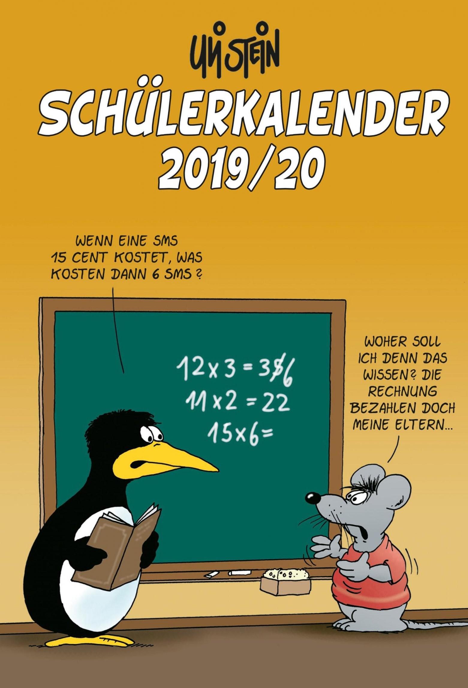 Uli Stein Schülerkalender 20192020 Spiralbindung Von Stein Uli von Uli Stein Garten Photo