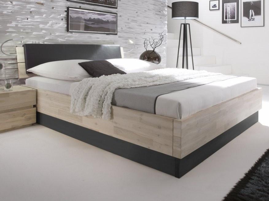 Verwunderlich Betten Mit Bettkasten 180×200 Boxspringbett 160×200 von Bett Grau 160X200 Bild