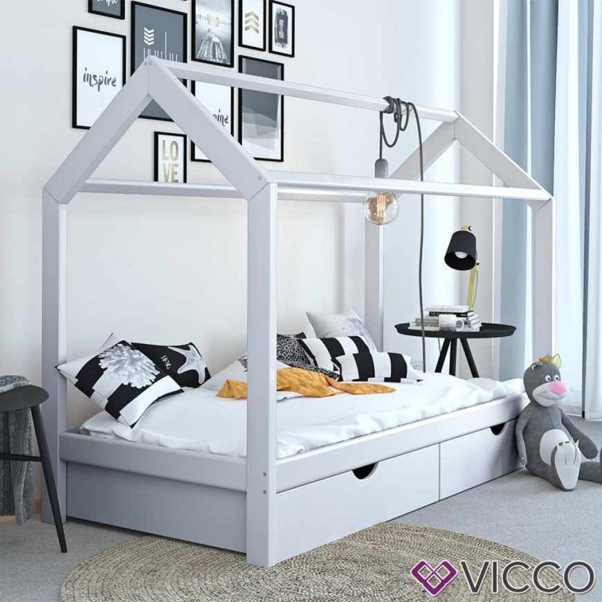 white bett mit schubladen 90 x 200 cm von flexa wei m bel letz von bett wei 90x200 mit. Black Bedroom Furniture Sets. Home Design Ideas