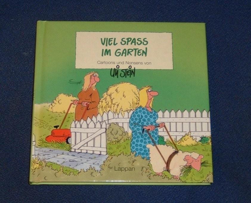 Viel Spaß Im Garten Cartoons Und Nonsens Von Uli Stein Tauschen von Uli Stein Garten Photo