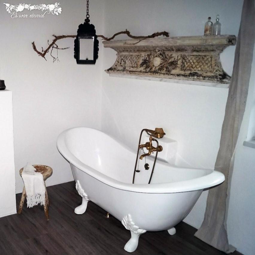 Vintage Badezimmer • Bilder & Ideen • Couch von Retro Badewanne Freistehend Photo