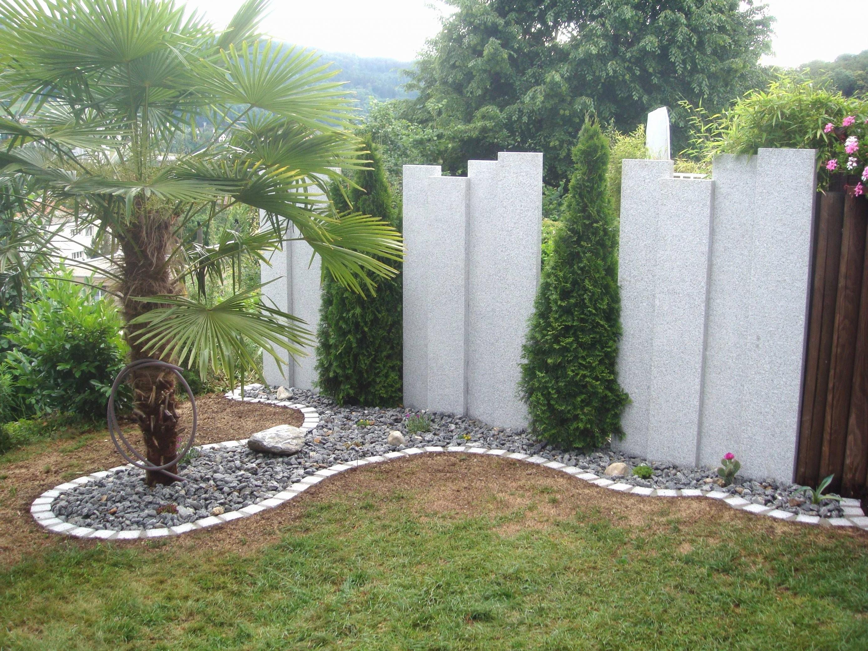 Vorgarten Mit Steinen Garten Ideen Mit Kies Und Pretentious Idea Von