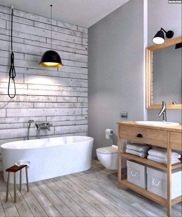 Wandgestaltung Bad Badezimmer Ohne Fliesen Beste Bilder F R Wand Von von Bad Ohne Fliesen An Der Wand Ideen Bild