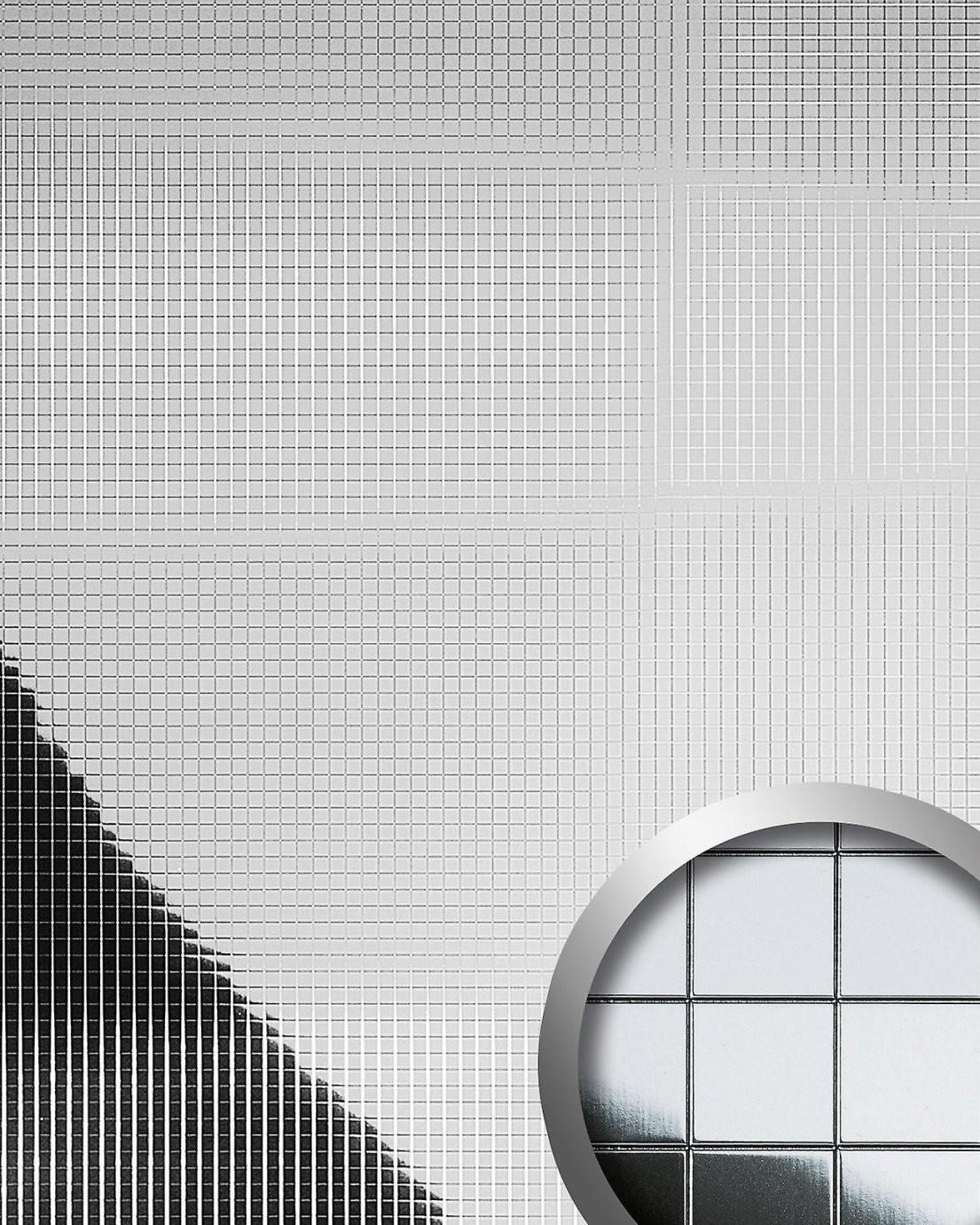 Wandverkleidung Wandpaneel Wallface 10639 Mstyle Design Paneel von Mosaik Fliesen Selbstklebend Bild