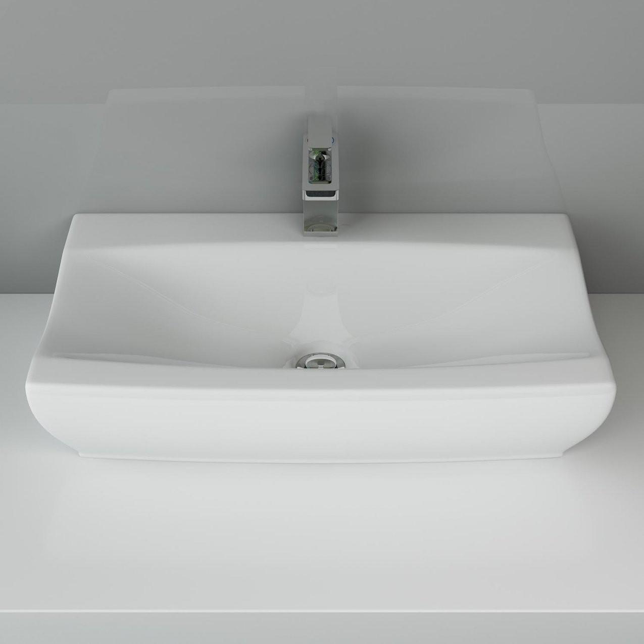 Waschbecken Aufhängen Höhe – Glucut von Standardhöhe Waschbecken Bad Bild