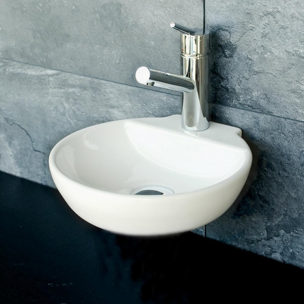 Waschbecken Kleines Gaeste Wc Lux Aqua G Ste Wc Kleines Waschbecken von Kleine Waschbecken Gäste Wc Bild
