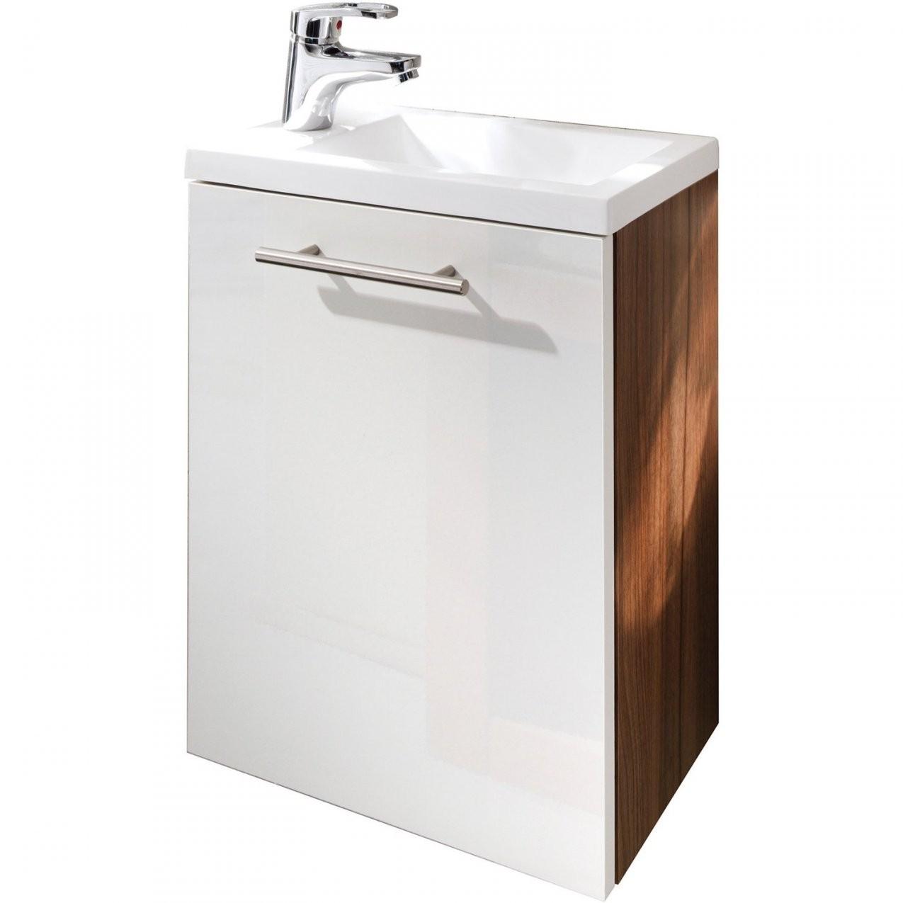 Waschtisch Mit Unterschrank Kaufen Bei Obi von Waschbecken Klein Mit Unterschrank Photo