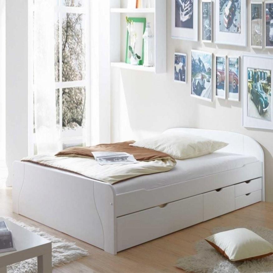 Weißes Bett Mit Schubladen Bilder Das Wirklich Luxus – Theartof von Weißes Bett Mit Schubladen Photo