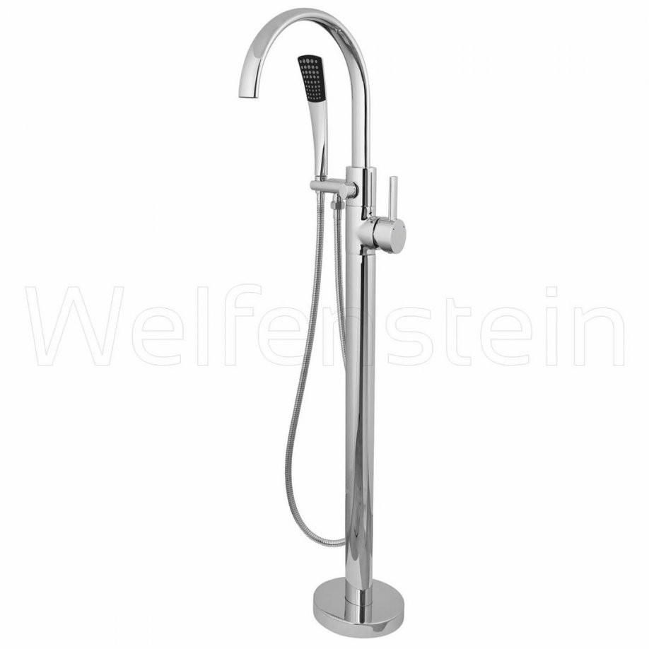 Welfenstein Standarmatur Für Freistehende Badewanne Safa1  Bad von Standarmatur Für Freistehende Badewanne Photo