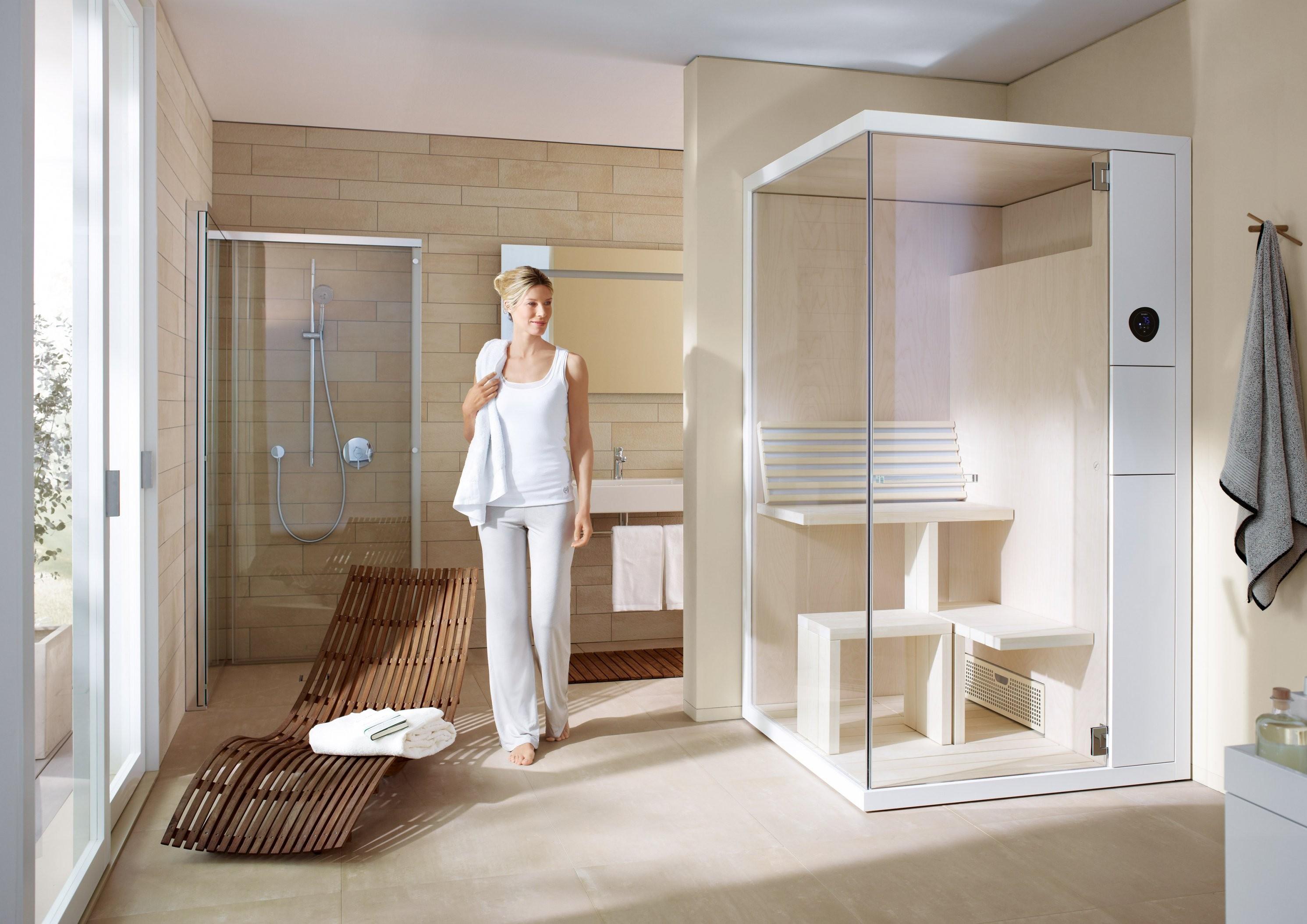 Wellness Badezimmer  Wellness Für Zu Hause  Duravit von Wellness Badezimmer Ideen Bild
