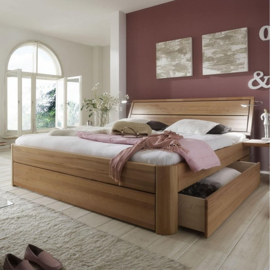 Wunderbar Bett 180×200 Komforthöhe Bett Mit Bettkasten 180×200 von Bett 200X200 Gebraucht Photo