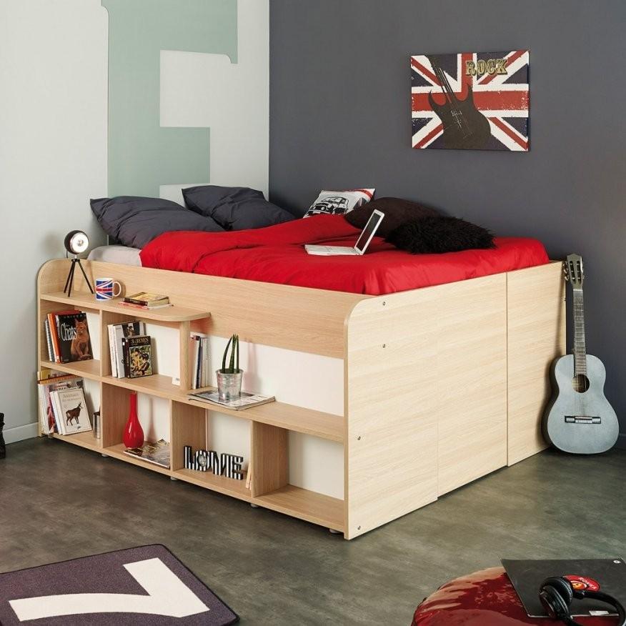 Wunderbar Bett Mit Stauraum 140×200 Bett Bett 140×200 Mit Stauraum von Bett Mit Stauraum 140X200 Bild