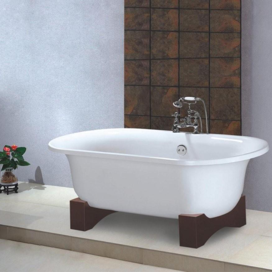 Wunderbar Freistehende Badewanne Erfahrungen Innenarchitektur von Freistehende Badewanne Erfahrungen Bild