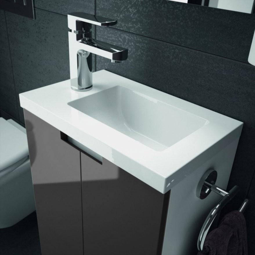 Wunderschöne Kleine Waschbecken Für Gäste Wc Mini Waschbecken Mit von Kleines Waschbecken Mit Unterschrank Für Gäste Wc Bild