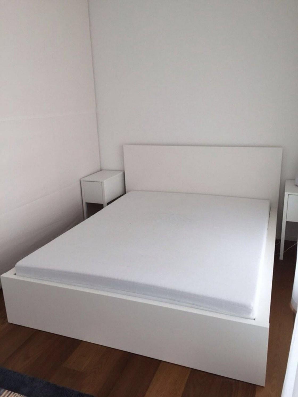 024 Ikea Malm Bett Weis 140X200 Ideen Von Cm Of Beeindruckend Betten von Ikea Bett Weiß 140X200 Photo