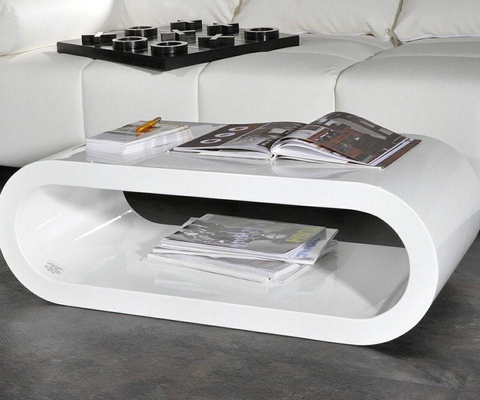 10 Couchtisch Weiß Oval Luxus  Lqaff von Couchtisch Hochglanz Weiß Oval Bild