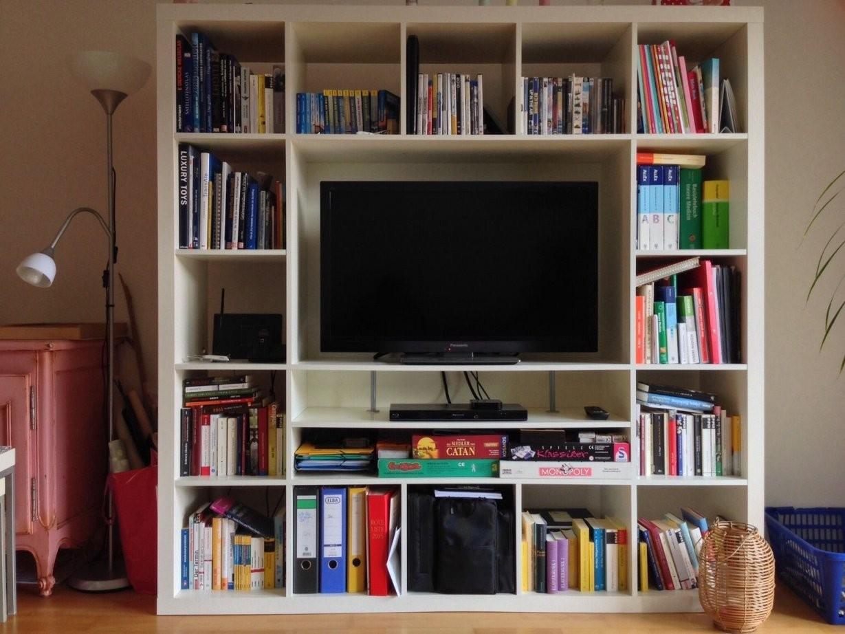 10 Kallax Tv Regal Frisch  Lqaff von Ikea Regal Kallax Gebraucht Photo