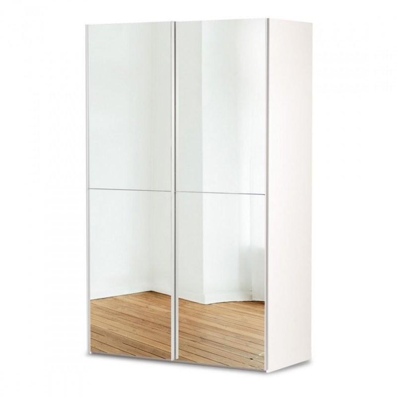 10 Kleiderschrank Weiß 120 Cm Breit Frisch  Lqaff von Kleiderschrank Weiß 120 Cm Breit Bild