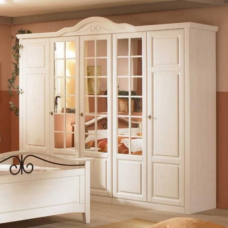 11 Kleiderschrank Weiß Landhaus Günstig Luxus  Lqaff von Kleiderschrank Weiß Landhaus Günstig Bild