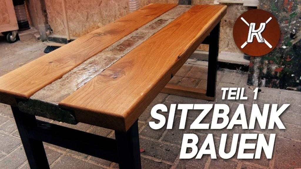 12 Sitzbank Einfach Selber Bauen  So Geht's  Philipp Konter von Esszimmer Bank Selber Bauen Bild