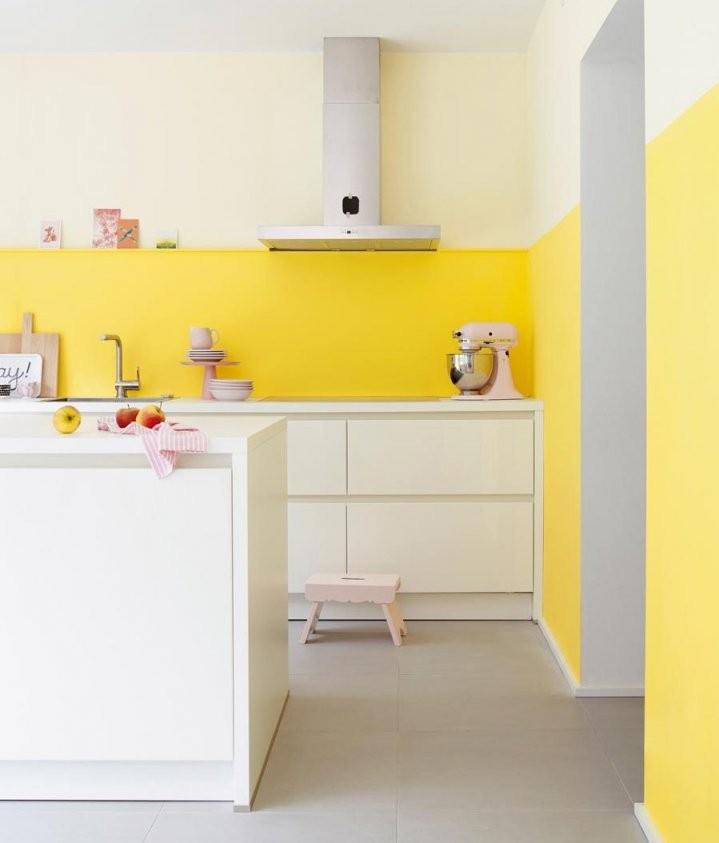 13 Alternativen Zum Fliesenspiegel  Küchen Journal von Abwaschbare Farbe Für Küche Photo