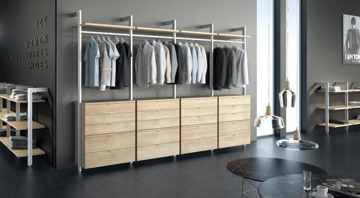14 Regalsystem Begehbarer Kleiderschrank Neu  Lqaff von Regalsystem Kleiderschrank Selber Bauen Bild