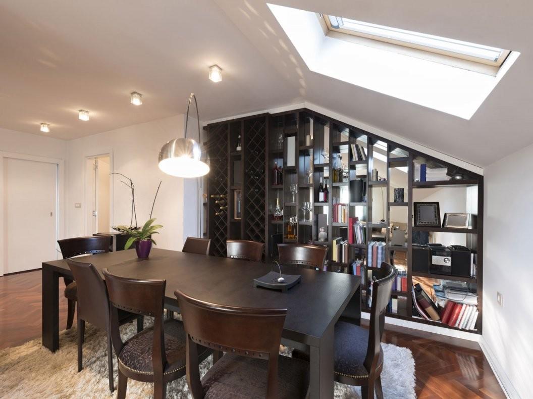 16 Praktische Wohnideen Für Ihre Dachschräge von Deko Für Schräge Wände Photo
