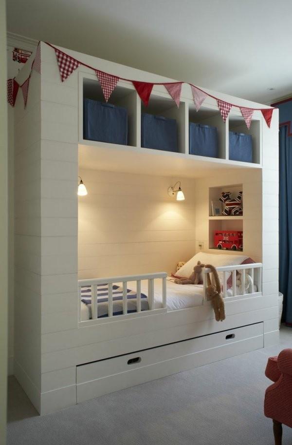 17 Raumsparideen Für Kleine Kinderzimmer Und Jugendzimmer von Kleines Kinderzimmer Einrichten Ikea Photo