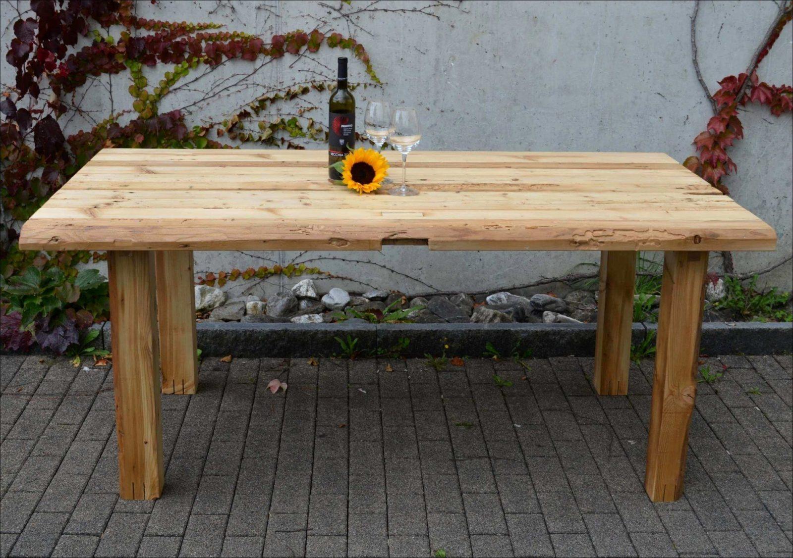 18 Massive Holzbank Selber Bauen Konzept Von Gartenbank Holz Massiv von Gartenbank Holz Massiv Rustikal Bild