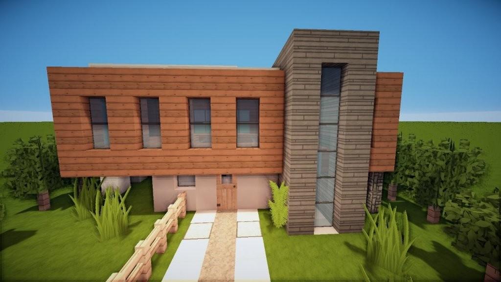 20 Besten Ideen Minecraft Modernes Haus Bauen – Beste Wohnkultur von Minecraft Häuser Zum Nachbauen Anleitung Photo