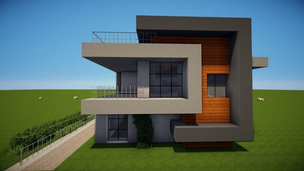 20 Besten Ideen Minecraft Modernes Haus Bauen – Beste Wohnkultur von Minecraft Modernes Haus Bauen Anleitung Bild