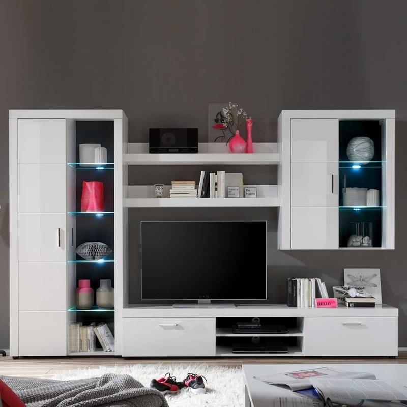 20 Wohnwand Weiß Hochglanz Ikea Inspirierend  Lqaff von Ikea Wohnwand Weiß Hochglanz Bild