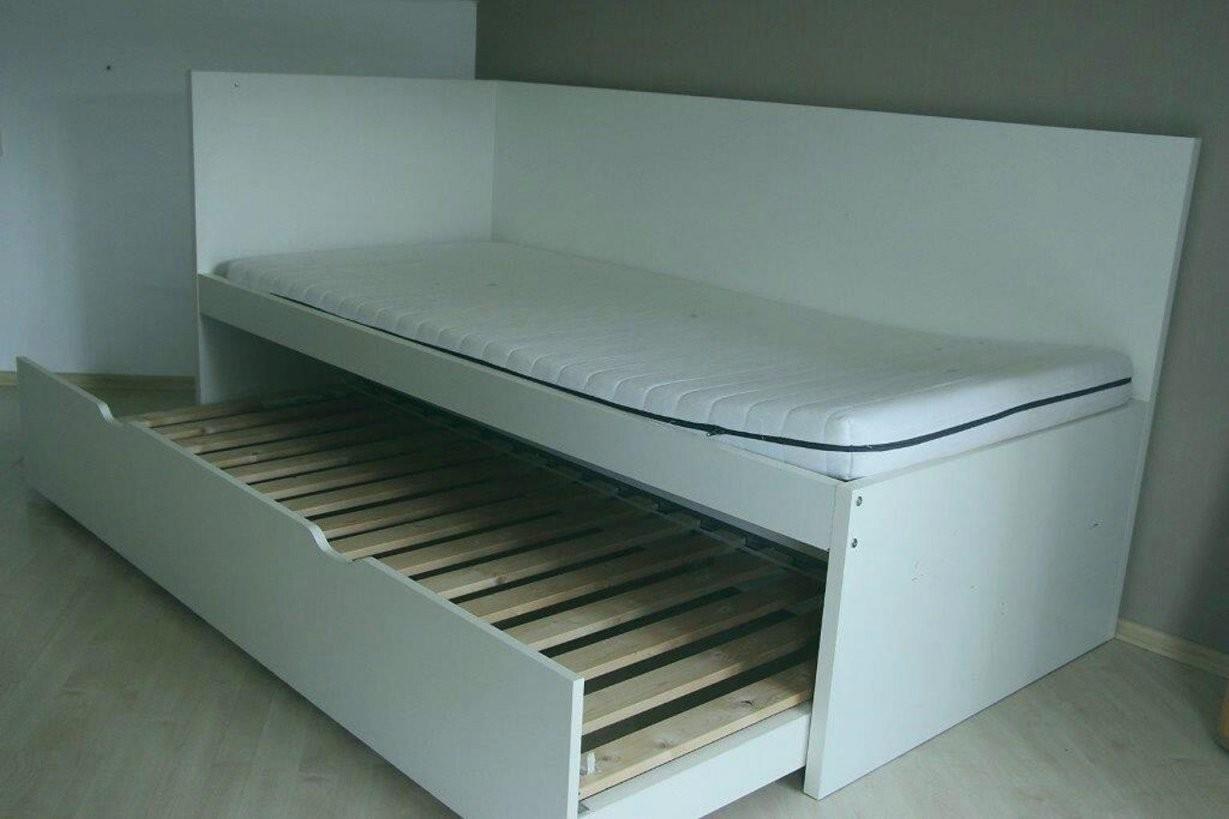 21 Großartig Ikea Bett Flaxa Mit Unterbett  Exteriour Und Interiour von Ikea Einzelbett Mit Unterbett Photo