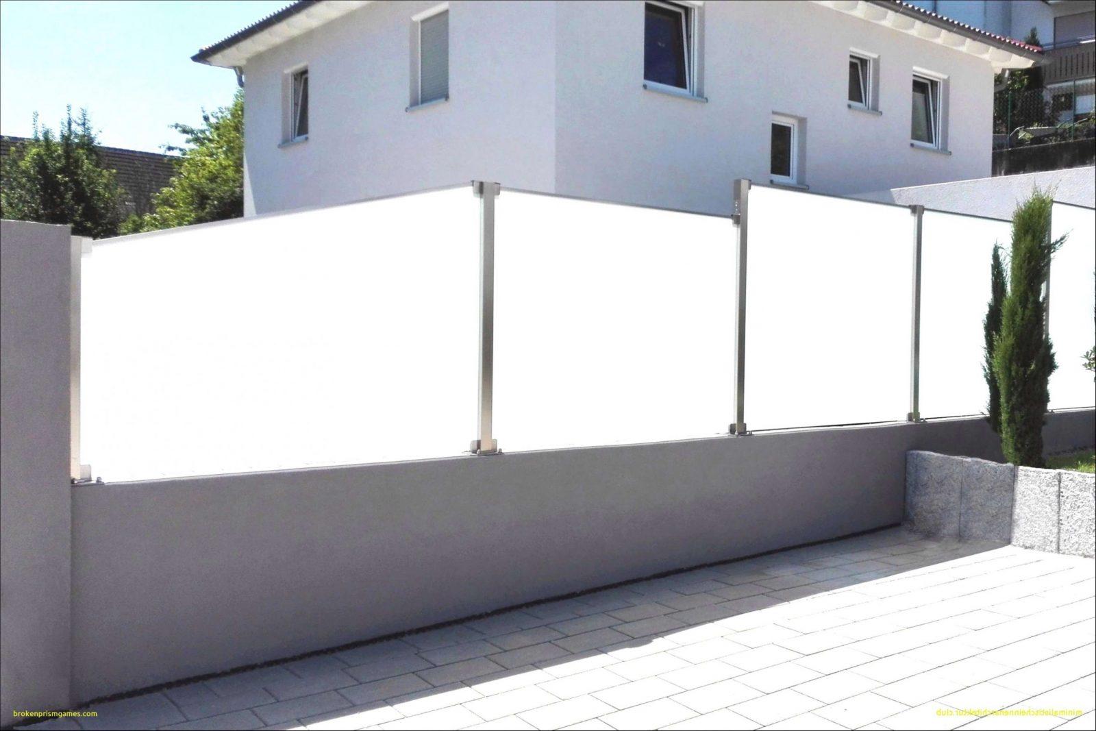 25 Elegant Sichtschutz Mauer Selber Bauen Stock  Komplette Ideen von Sichtschutz Aus Stein Selber Bauen Bild