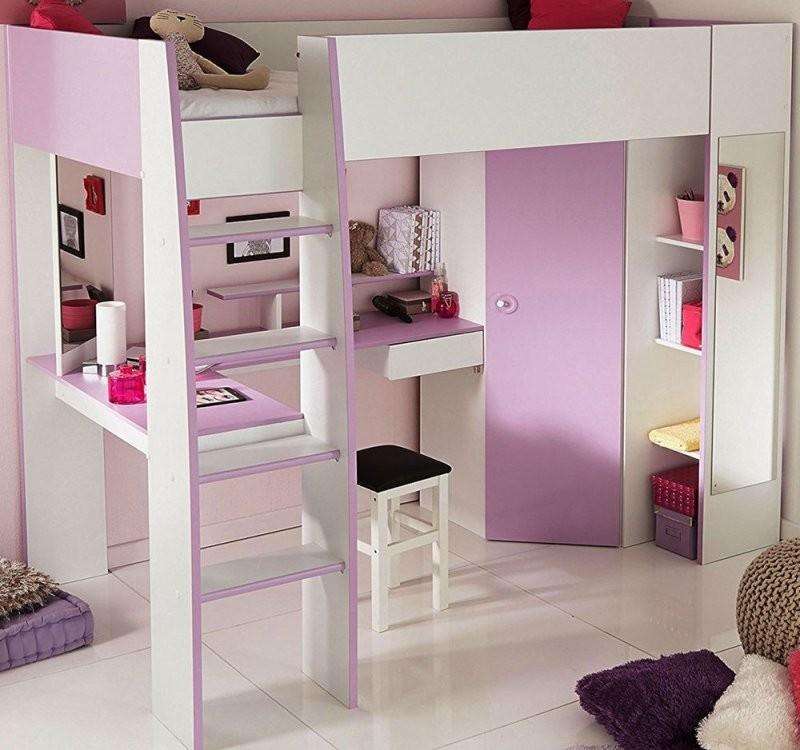 25 Ikea Hochbett Mit Schreibtisch  Designidee Esstisch von Ikea Hochbett Mit Schreibtisch Und Schrank Bild