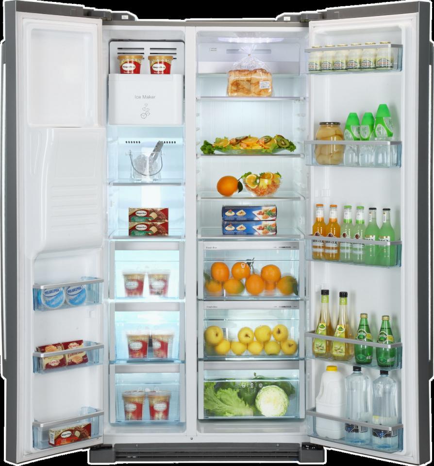28 Luxus Sideside Kühlschrank Media Markt  The Royal House von Kühlschrank Ohne Gefrierfach Media Markt Bild